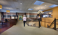 Senior Living Center Charlestown Senior Living Terrace Cafe by Jeffrey Sauers of Commercial Photographics
