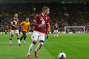 Alex Berenguer of Torino during the Europa League play off leg 2 of 2 match between Wolverhampton Wanderers and Torino at Molineux, Wolverhampton, England on 29 August 2019.
