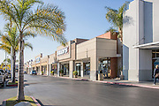5 Points Plaza in Huntington Beach