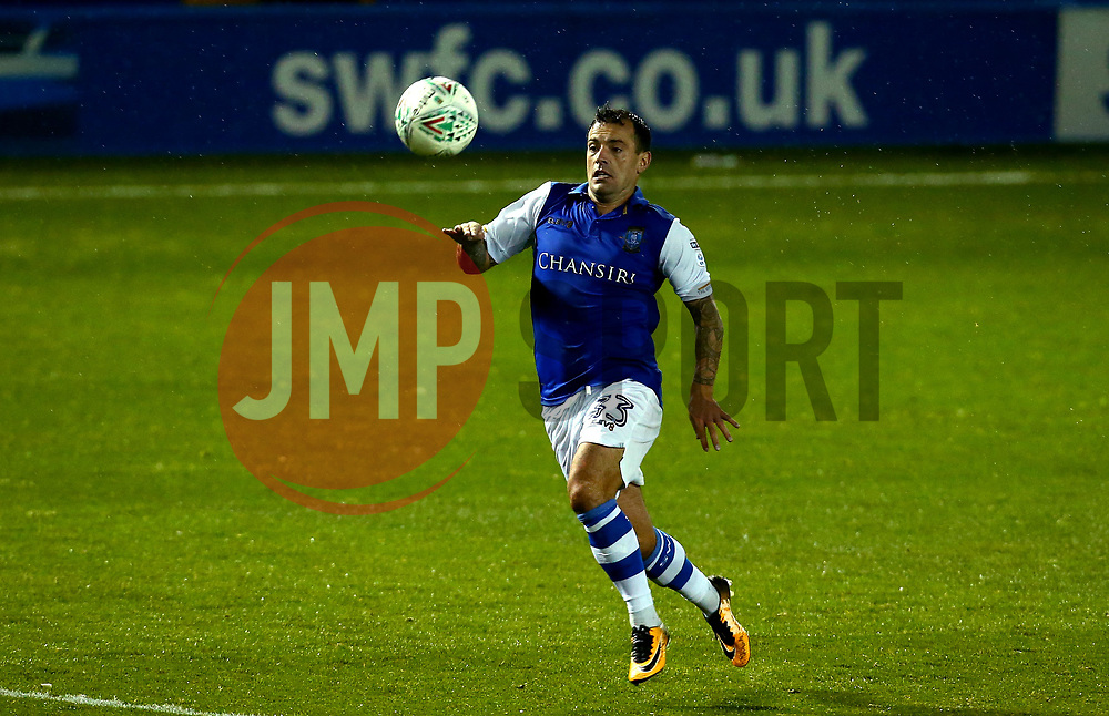 Ross Wallace of Sheffield Wednesday - Mandatory by-line: Robbie Stephenson/JMP - 08/08/2017 - FOOTBALL - Hillsborough - Sheffield, England - Sheffield Wednesday v Chesterfield - Carabao Cup