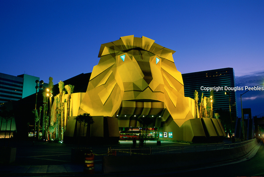 MGM Grand, Las Vegas, Nevada, USA<br />