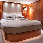 High quality interior photography nautical yachts