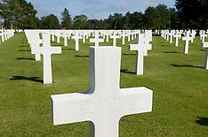 Normandy American Cemetary Memorial