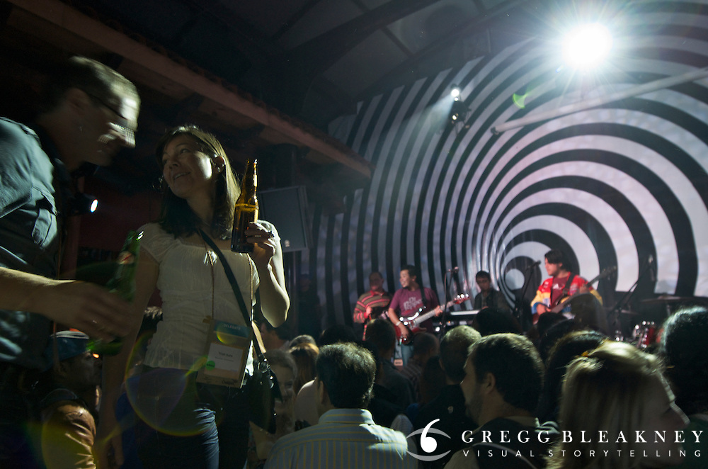Tuesday Night Party Greenbar -- San Cristobol Mexico - ATTA - Adventure Travel World Summit