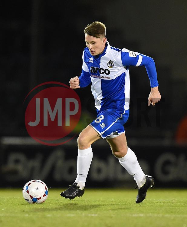 Bristol Rovers' Ollie Clarke - Photo mandatory by-line: Paul Knight/JMP - Mobile: 07966 386802 - 19/12/2014 - SPORT - Football - Bristol - The Memorial Stadium - Bristol Rovers v Gateshead - Vanarama Conference