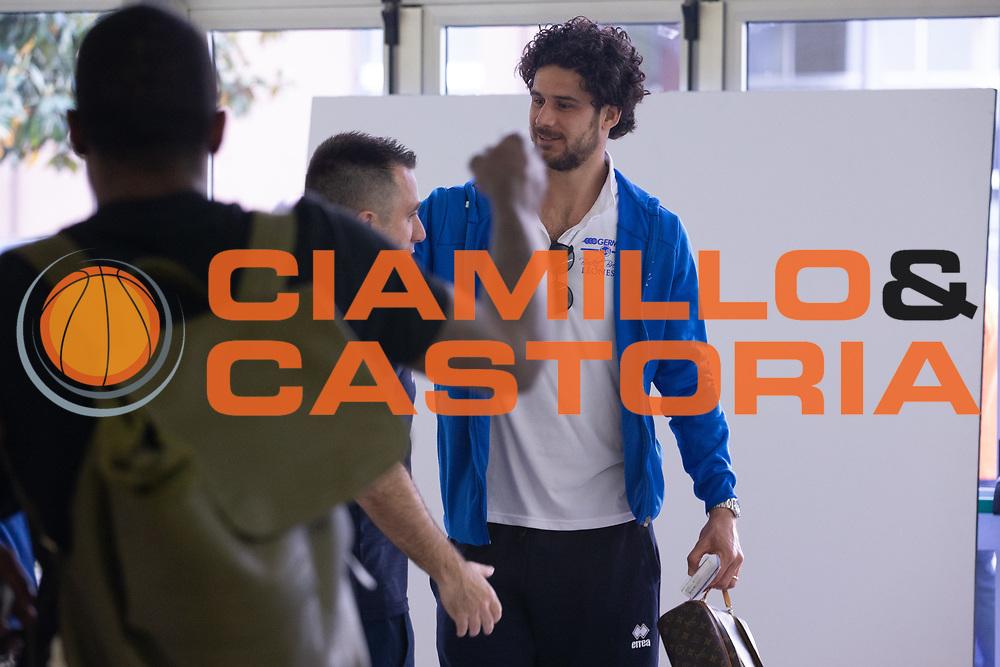 Vitali Luca<br /> Vanoli Cremona - Germani Basket Brescia<br /> Legabasket Serie A 2017/18<br /> Cremona, 27/04/2018<br /> Foto MarcoBrondi / Ciamillo-Castoria