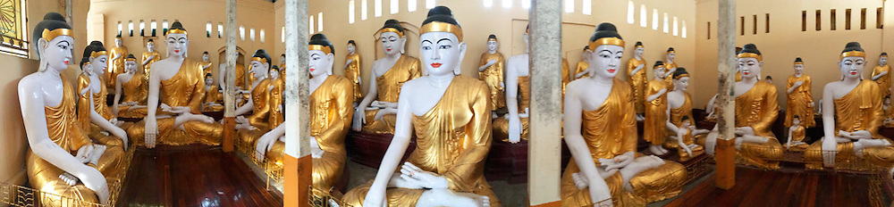 Scenes at the Shwedagon Pagoda in Yangon Myanmar. The temple of Buddhas.