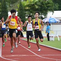 B Division Boys 4x400m Relay