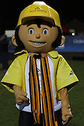 Cambridge United mascot during the The FA Cup match between Cambridge United and Manchester United at the R Costings Abbey Stadium, Cambridge, England on 23 January 2015. Photo by Phil Duncan.