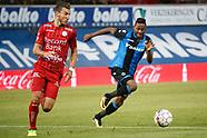 SV Zulte Waregem v Club Brugge KV - 11 Aug 2017