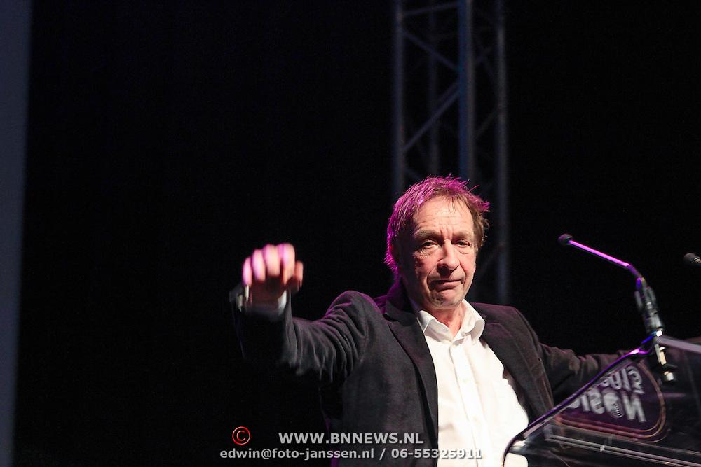 NLD/Amsterdam/20130211- Uitreiking Edison Pop 2013, Alex Roeka
