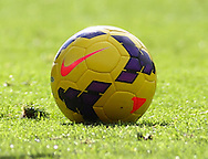 Picture by David Horn/Focus Images Ltd +44 7545 970036<br /> 26/10/2013<br /> The first use of the winder Nike footballs during the Barclays Premier League match at Selhurst Park, London.