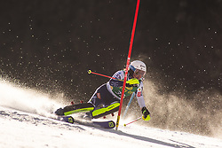 Marusa Ferk (SLO) during the Ladies' Slalom at 56th Golden Fox event at Audi FIS Ski World Cup 2019/20, on February 16, 2020 in Podkoren, Kranjska Gora, Slovenia. Photo by Matic Ritonja / Sportida