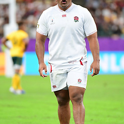 Mako VUNIPOLA of England during the Rugby World Cup 2019 Quarter Final match between England and Australia on October 19, 2019 in Oita, Japan. (Photo by Dave Winter/Icon Sport) - Mako VUNIPOLA - Oita Stadium - Oita (Japon)