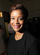 New York, NY-May 13: Brandice Henderson, Harlem Fashion Row attends ' Harlem on my Plate' and the Toasting of the Schomburg Center for its National Medal for Museums & Library Service Award powered by Citi on May 13, 2015 in New York City. Terrence Jennings/terrencejennings.com)