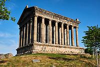Armenie, province de Kotayk, Temple de Garni // Armenia, Kotayk province, Garni temple