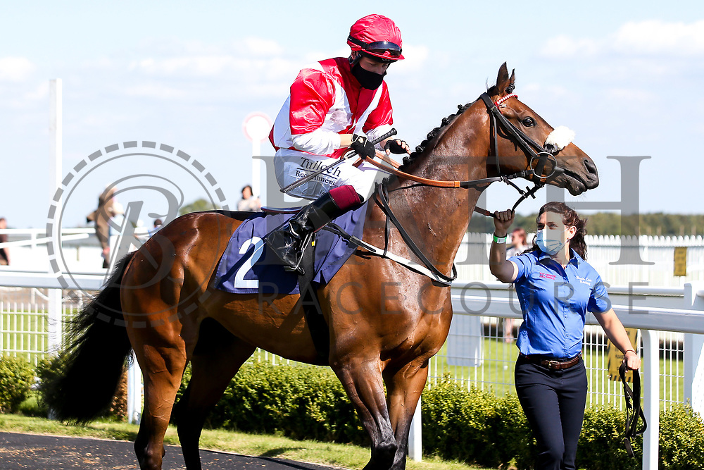Ifton ridden by Cieren Fallon trained by Ruth Carr - Mandatory by-line: Robbie Stephenson/JMP - 22/07/2020 - HORSE RACING - Bath Racecoure - Bath, England - Bath Races