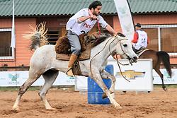 Prova Cavalo Árabe na 38ª Expointer, que ocorrerá entre 29 de agosto e 06 de setembro de 2015 no Parque de Exposições Assis Brasil, em Esteio. FOTO: Vilmar da Rosa/ Agência Preview