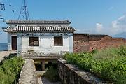 water mill, Lake Erhai, Shuanglang, Yunnan, China