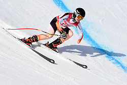 ROTHFUSS Andrea LW6/8-2 GER competing in the Para Alpine Skiing Downhill at the PyeongChang2018 Winter Paralympic Games, South Korea