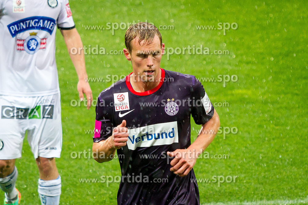 11.05.2014, Generali Arena, Wien, AUT, 1. FBL, FK Austria Wien vs SK Sturm Graz, 36. Runde, im Bild Thomas Salamon, (FK Austria Wien, #35)// during Austrian Bundesliga Football Match, 36th Round, between FK Austria Wien and SK Sturm Graz at the Generali Arena, Vienna, Austria on 2014/05/11. EXPA Pictures © 2014, PhotoCredit: EXPA/ Sebastian Pucher
