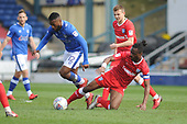 Oldham Athletic v Gillingham 140418