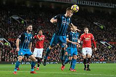 Manchester United v Southampton - 30 Dec 2017