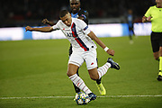 Kylian Mbappe of PSG during the UEFA Champions League, Group A football match between Paris Saint-Germain and Club Brugge on November 6, 2019 at Parc des Princes stadium in Paris, France - Photo Mehdi Taamallah / ProSportsImages / DPPI