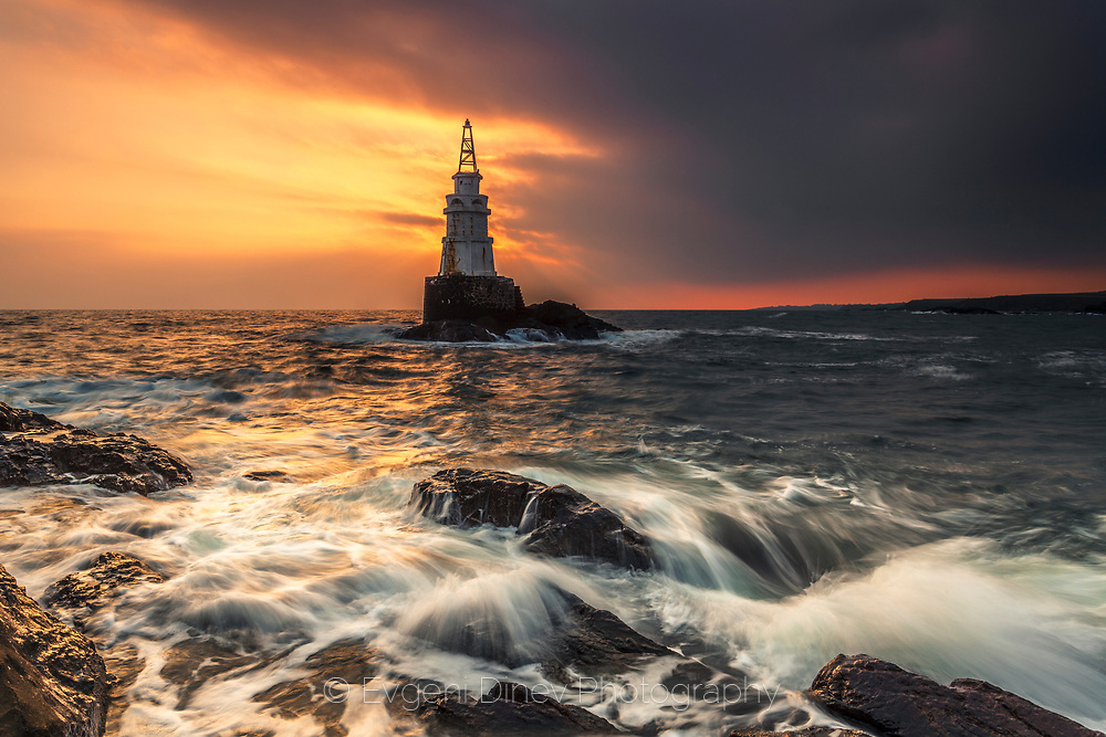 Ahtopol lighthouse