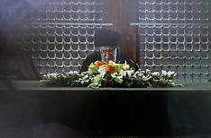 Ayatollah Ali Khamenei Prays - 31 Jan 2018
