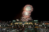 Fireworks at Citizens Bank Park