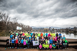 Priprave na Ljubljanski maraton 2018, on March 31, 2018 in Ljubljana, Slovenia. Photo by Vid Ponikvar / Sportida