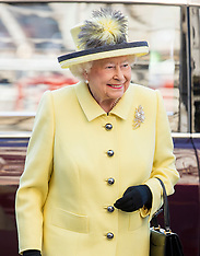 Queen. Commonwealth Day Service-13-3-17