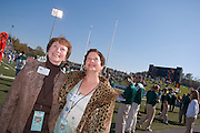 17904Homecoming 2006 10/20/06:  Fotball vs. Buffalo .Alumni  Award Winners...Irene Bandy-Hedden,'62..Linda Saul, '71'72