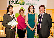 "Ann Keary, HSE , Dervla Geraghty Boston Scientific Elaine Joyce Cima WOI treasurer and Syl Cotter, DNA IT Solutions at the CIMA ""Cloud computing and your business ""    seminar in Hotel Meyrick Galway. Photo:Andrew Downes"