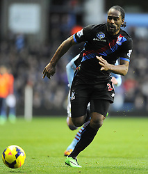 Crystal Palace's Cameron Jerome - Photo mandatory by-line: Joe Meredith/JMP - Tel: Mobile: 07966 386802 26/12/2013 - SPORT - FOOTBALL - Villa Park - Birmingham - Aston Villa v Crystal Palace - Barclays Premier League