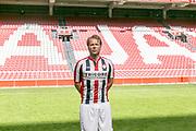 Johan Cruijff ArenA, Amsterdam. FC Kensington vs FC Coen en Sander. Op de foto: Leo Alkemade