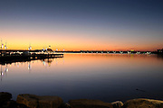 National Harbor - Sunset on the Pier