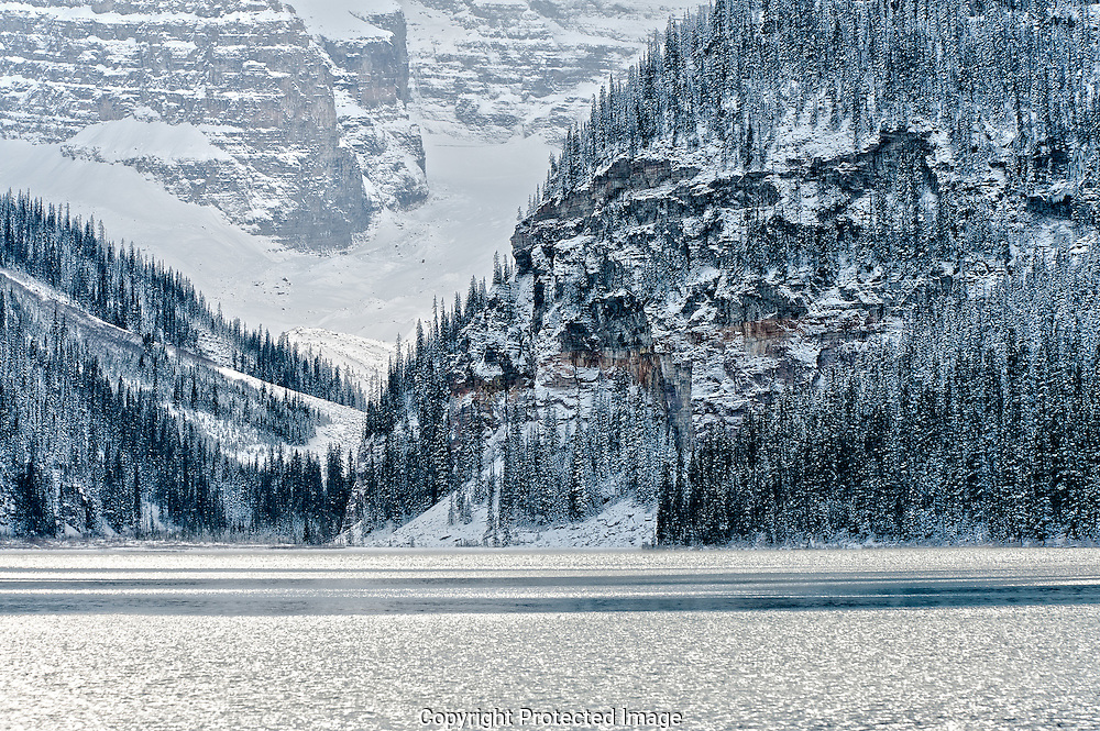 Lake Louise., Alberta, canada, Isobel Springett