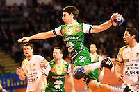 Alberto Aguirrezabalaga - 01.04.2015 - Nimes / Saint Raphael - 19eme journee de Division 1<br />Photo : Andre Delon / Icon Sport