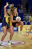 20150511 College Netball - Wellington Girls College v Wellington East Girls College