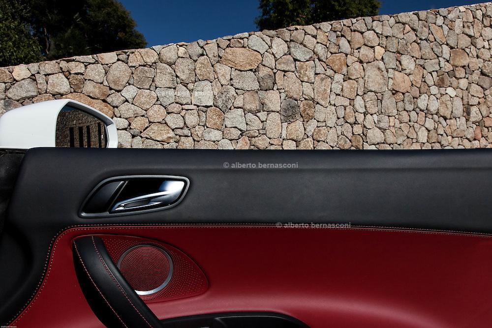 Sardegna , Audi R8