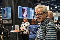 Burt Jones (DEMA 2016, Las Vegas)