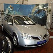 Auto Nonnekes Peppels 38 Bussum, nieuwe Nissan Primera