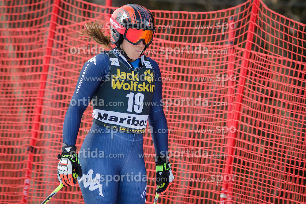 Sofia Goggia (ITA) during 7th Ladies' Giant slalom at 52nd Golden Fox - Maribor of Audi FIS Ski World Cup 2015/16, on January 30, 2016 in Pohorje, Maribor, Slovenia. Photo by Ziga Zupan / Sportida