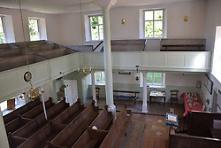 Oulton non-conformist chapel, Norfolk, UK Sep 2019. Owned by the Norfolk Historic Buildings Trust