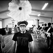 Korean Madang Hannuri Subculture