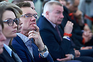 Famous actor Cezary Pazura Special Olympics Ambassador during 30 years anniversary of The Special Olympics Poland at Presidential Palace in Warsaw on March 18, 2015.<br /> <br /> Poland, Warsaw, March 18, 2015<br /> <br /> For editorial use only. Any commercial or promotional use requires permission.<br /> <br /> Mandatory credit:<br /> Photo by © Adam Nurkiewicz / Mediasport