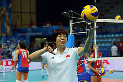 China coach Lang Ping