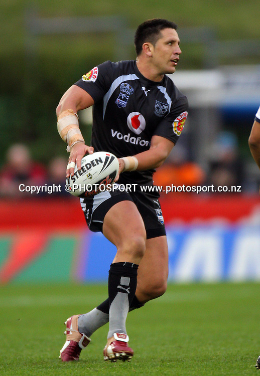 Warriors captain Steve Price.<br />